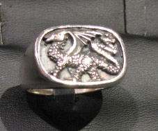 Anello chevallie' Pendragon
