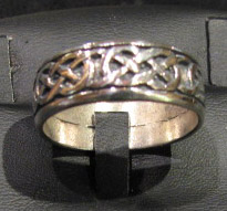 Celtic Knot ring N°2