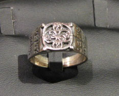 Medieval ring