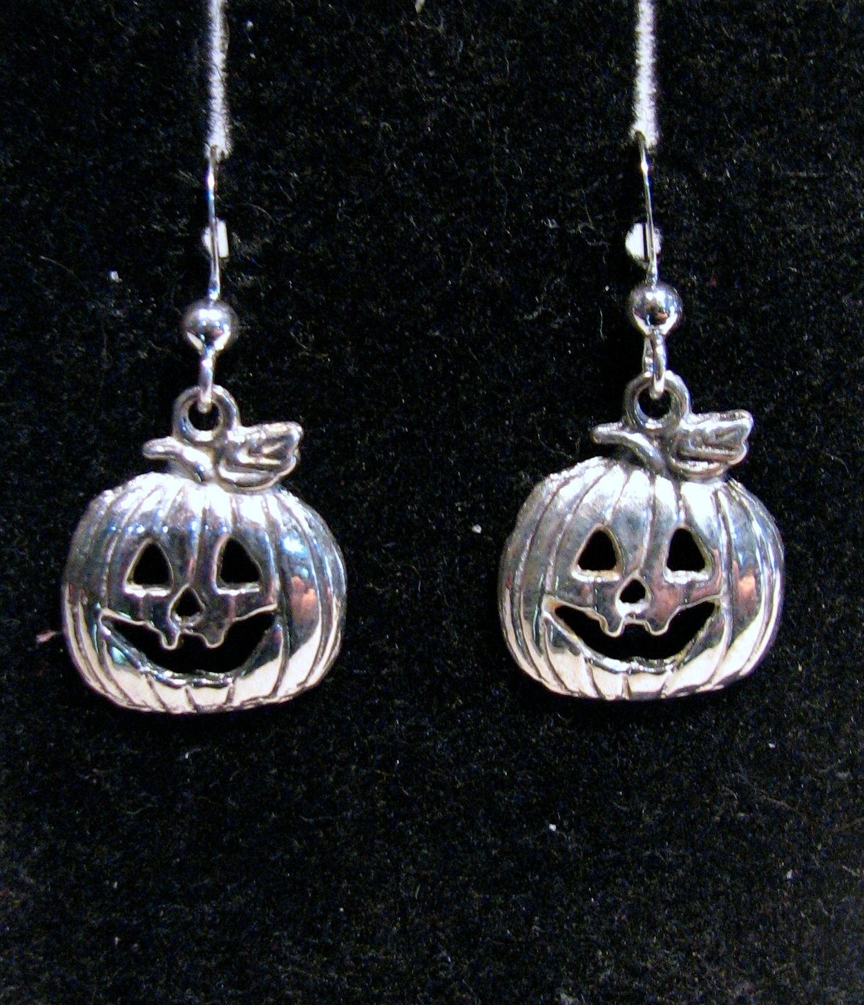 Jack Lantern earrings