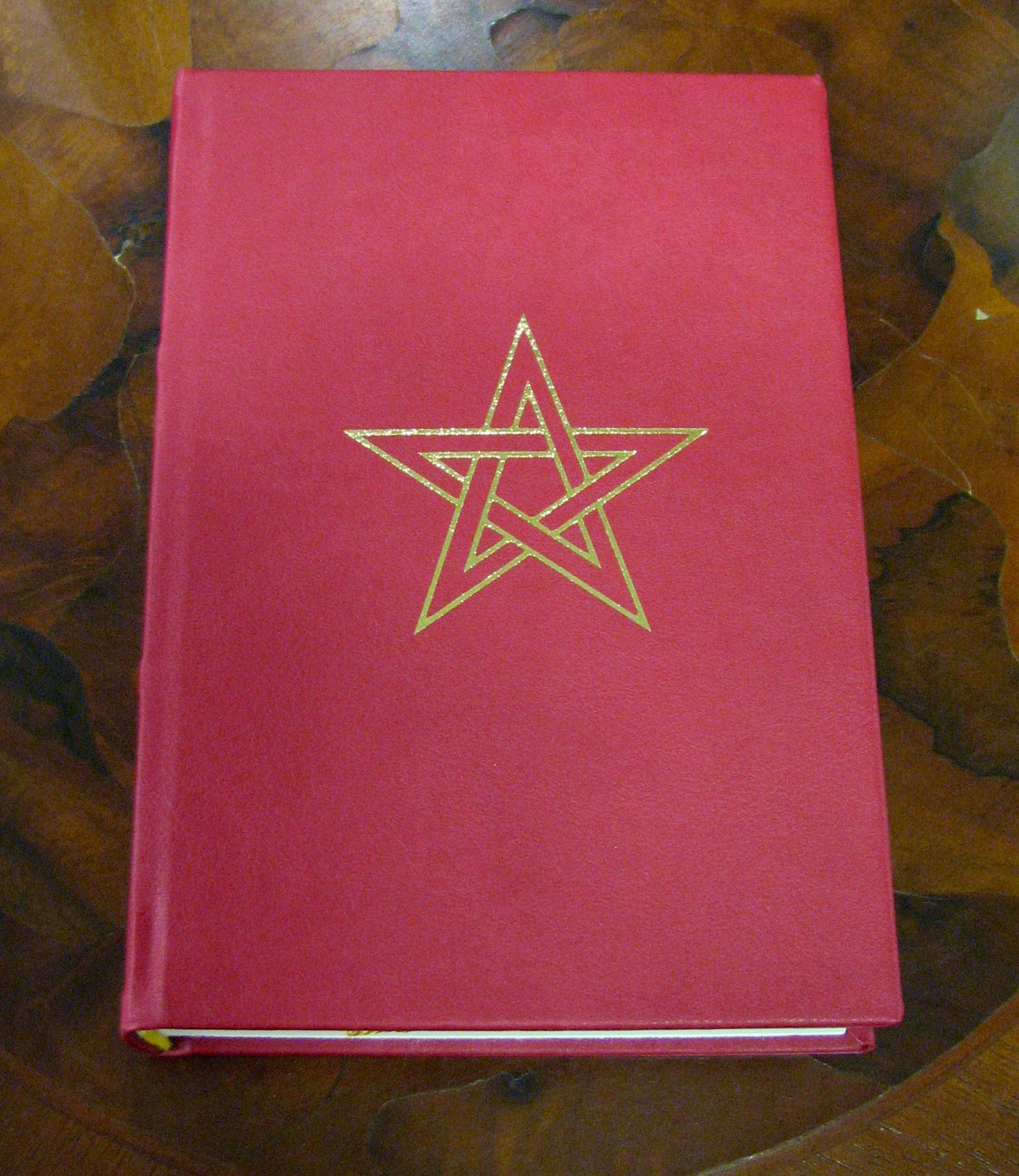 Red Book of Shadow