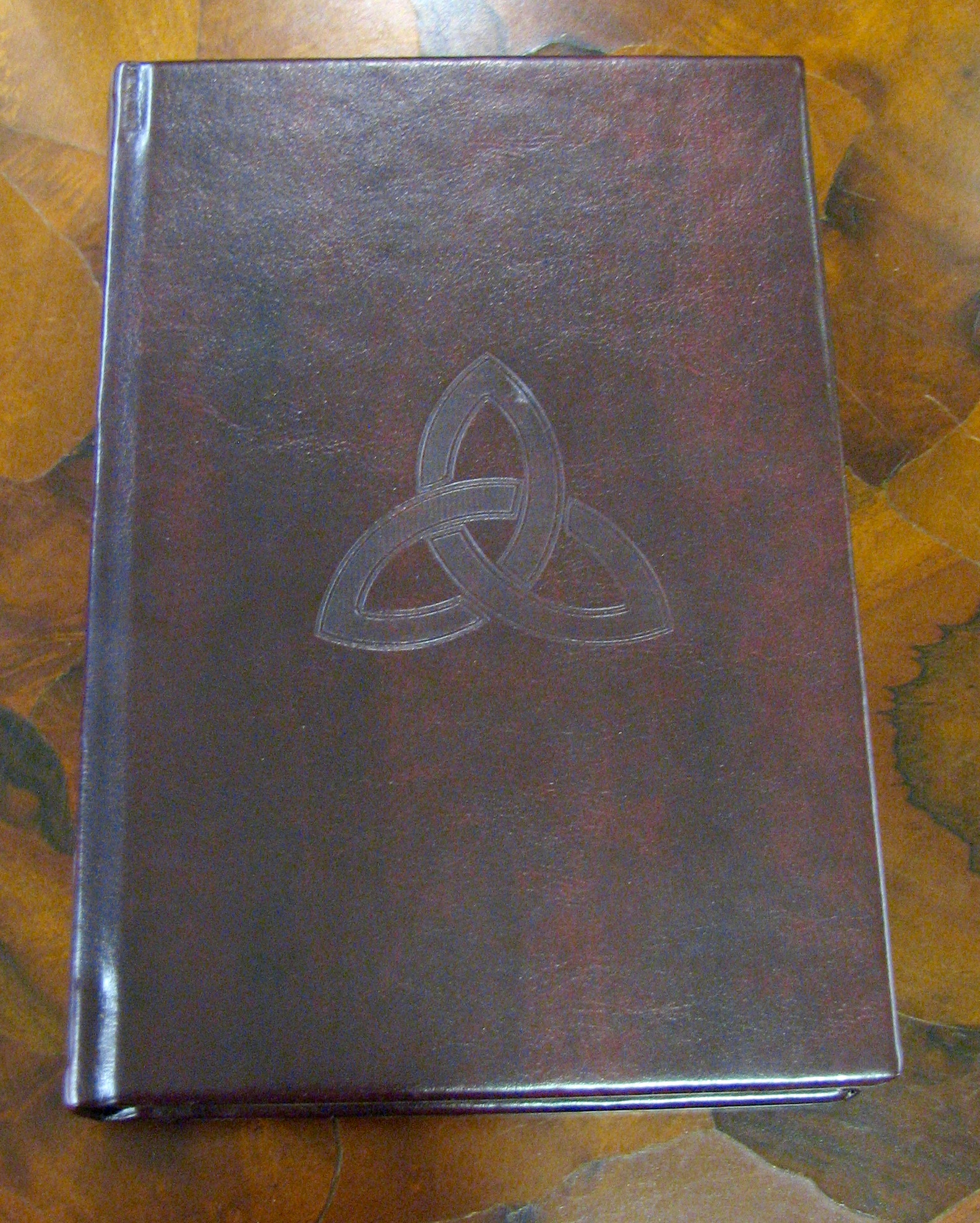 Triquetra Book of Shadow