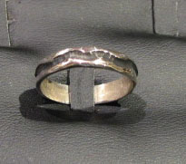 Pagan wedding ring 1