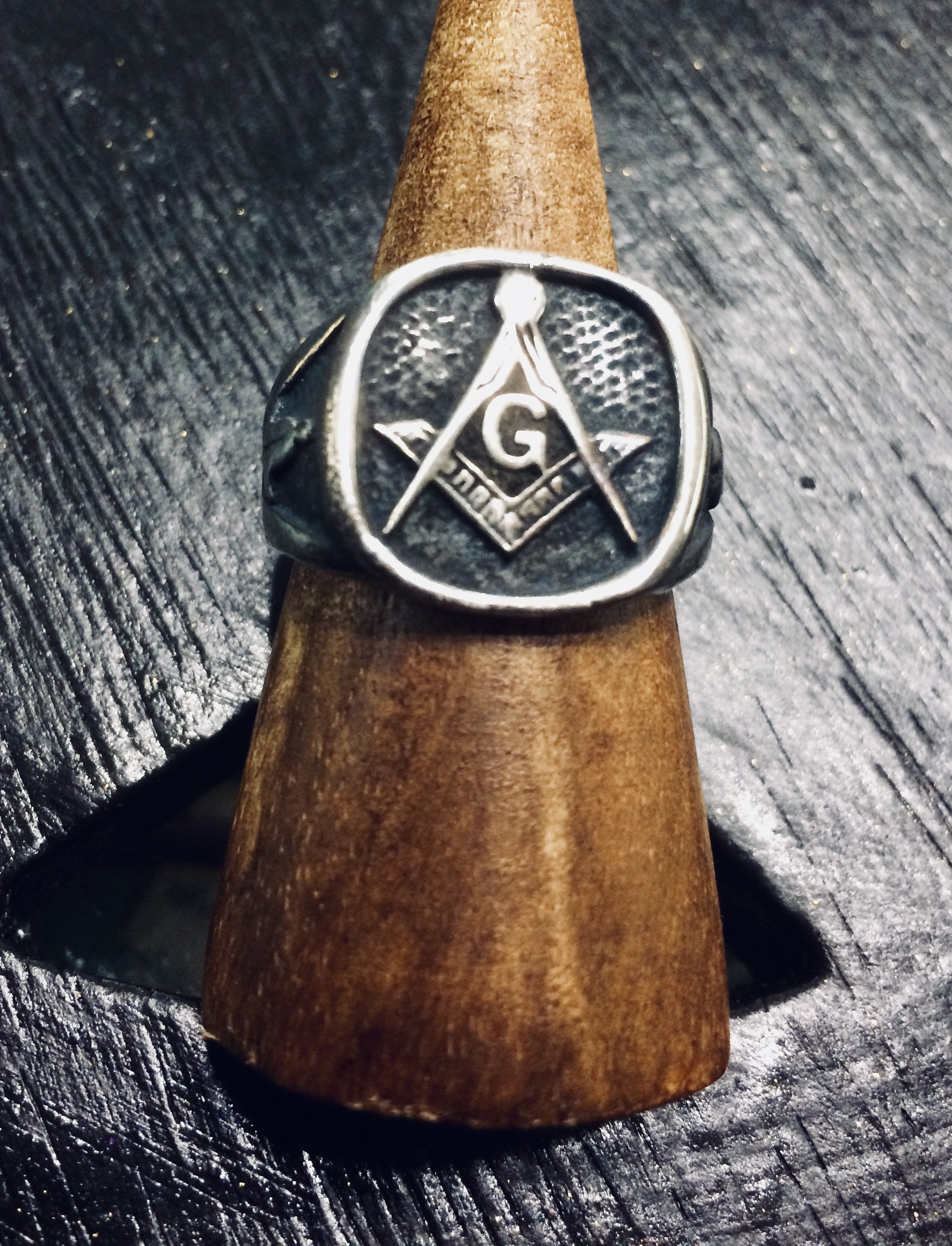 Freemasonry ring