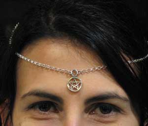 Pentacle crown