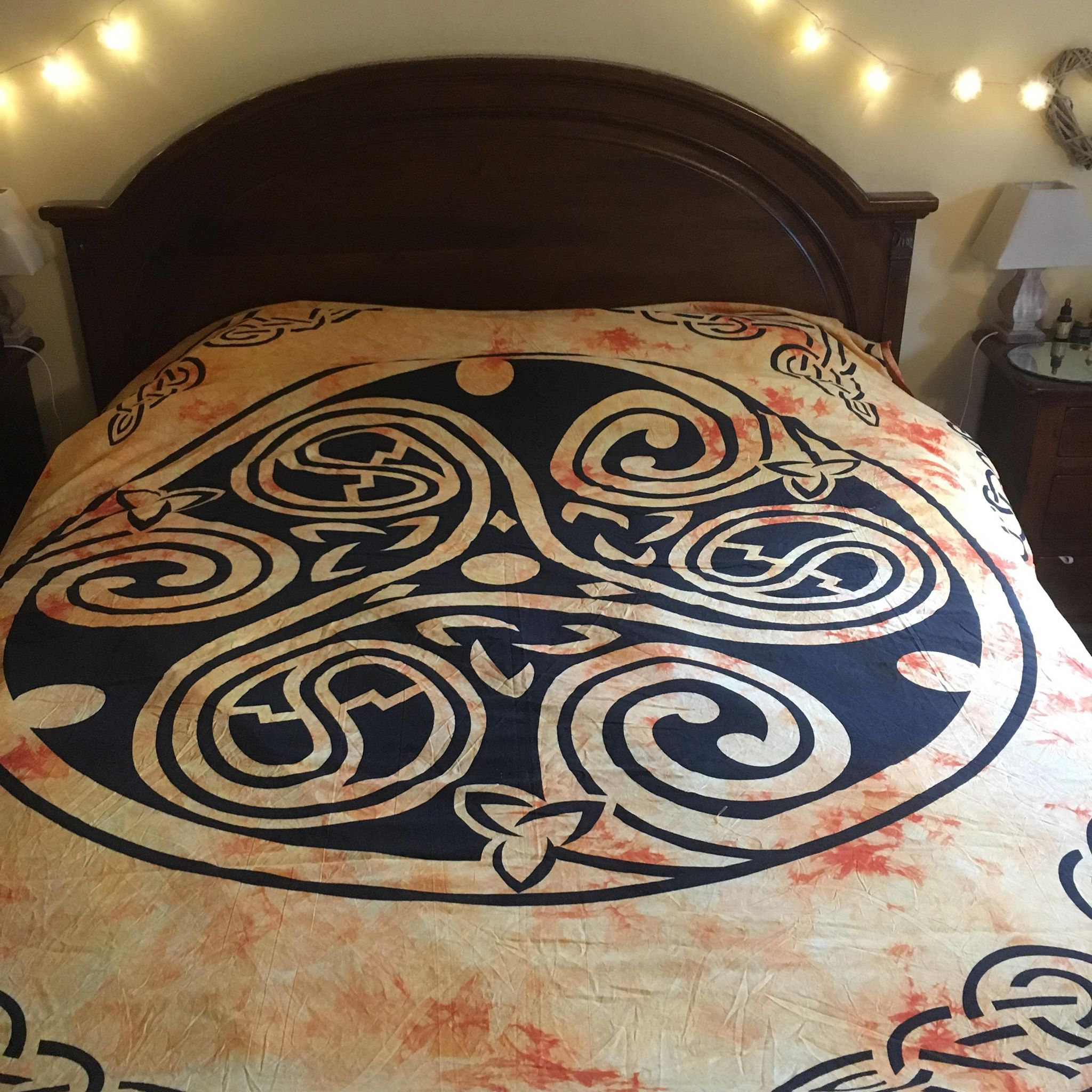 Celtic Triskell tapestry
